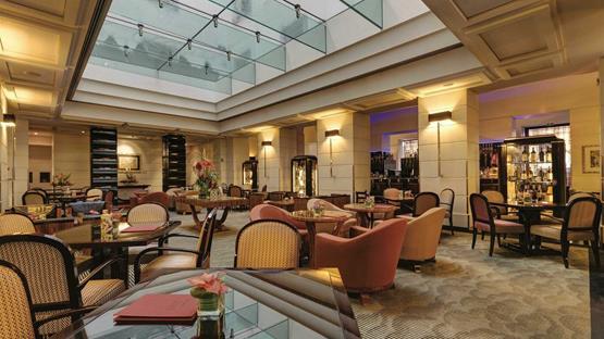 Meeting Rooms At Grand Hotel Via Veneto Rome