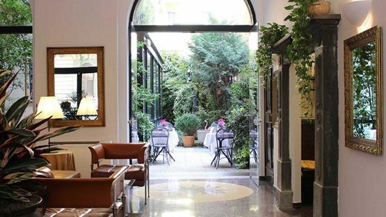 Sale meeting di hotel sanpi milano milano for Hotel sanpi milano