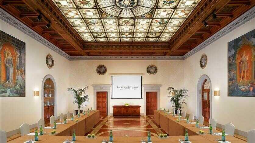 Sale Riunioni Firenze : Sale meeting di the westin excelsior firenze firenze