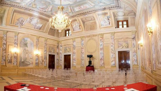 Sale meeting di villa fenaroli palace hotel rezzato for Catalogo bricoman rezzato brescia