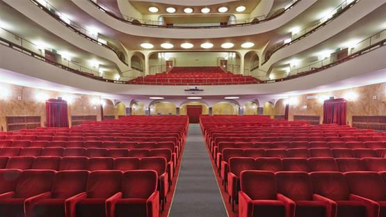 Meeting Rooms At Teatro Duse Bologna