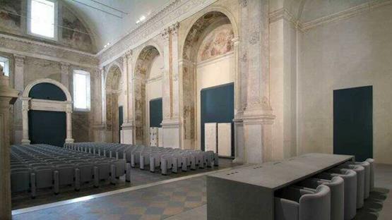 Museo Santa Giulia Brescia.Meeting Rooms At Sala Conferenze Museo Di Santa Giulia Brescia