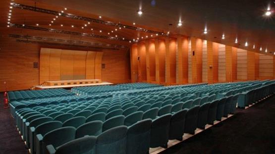 Sale meeting di roma convention center palazzo dei - Architetto palazzo congressi roma ...