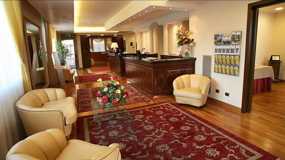 Sale Riunioni Padova : Sale meeting di ih hotels padova admiral padova