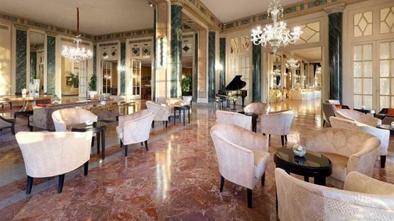Sale Meeting Di Eurostars Hotel Excelsior Napoli