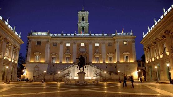Sale Meeting Di Musei Capitolini Roma