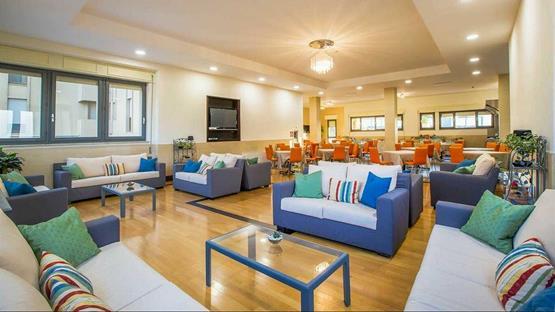 Sale Meeting Di Ulivi E Palme Hotel Residence Cagliari