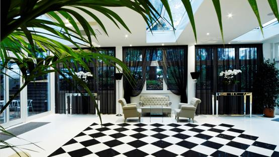 Sale meeting di boutique hotel calzavecchio bologna for Hotel casalecchio bologna