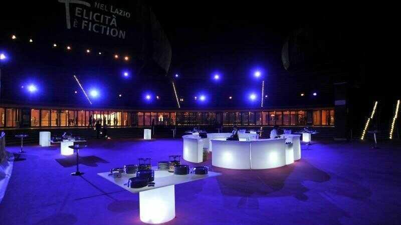 Sale Parco Della Musica Roma : La console studer vista all auditorium parco della musica