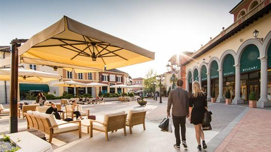 Meeting rooms at SERRAVALLE DESIGNER OUTLET - Serravalle Scrivia