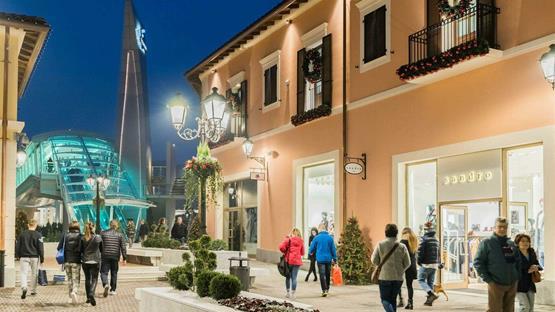 Meeting rooms at SERRAVALLE DESIGNER OUTLET - Serravalle Scrivia