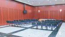 sale meeting di centro congressi della stazione marittima. Black Bedroom Furniture Sets. Home Design Ideas