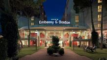 Hotel EMBASSY & BOSTON