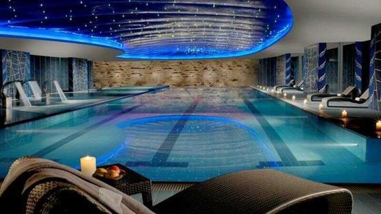 Sale meeting di parco dei principi grand hotel spa roma - Hotel piscina roma ...