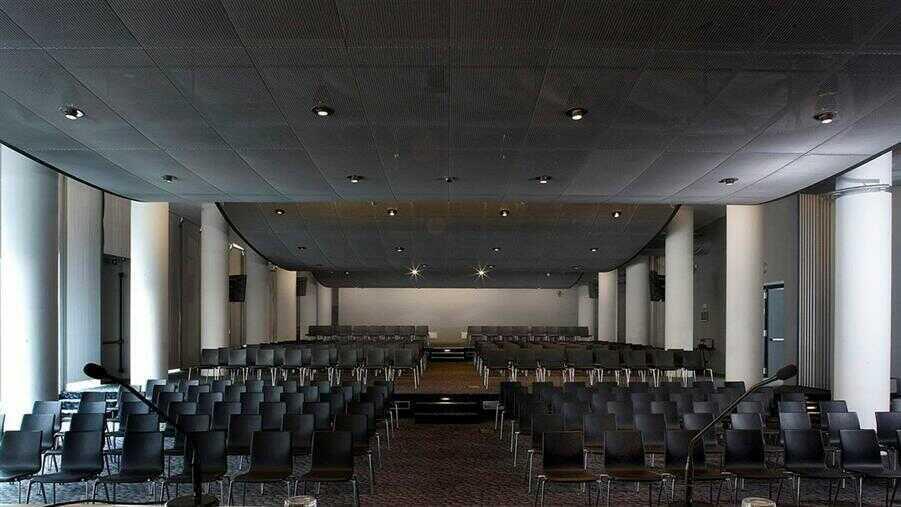 Sale Riunioni Roma Termini : Sale meeting di radisson blu es hotel roma roma