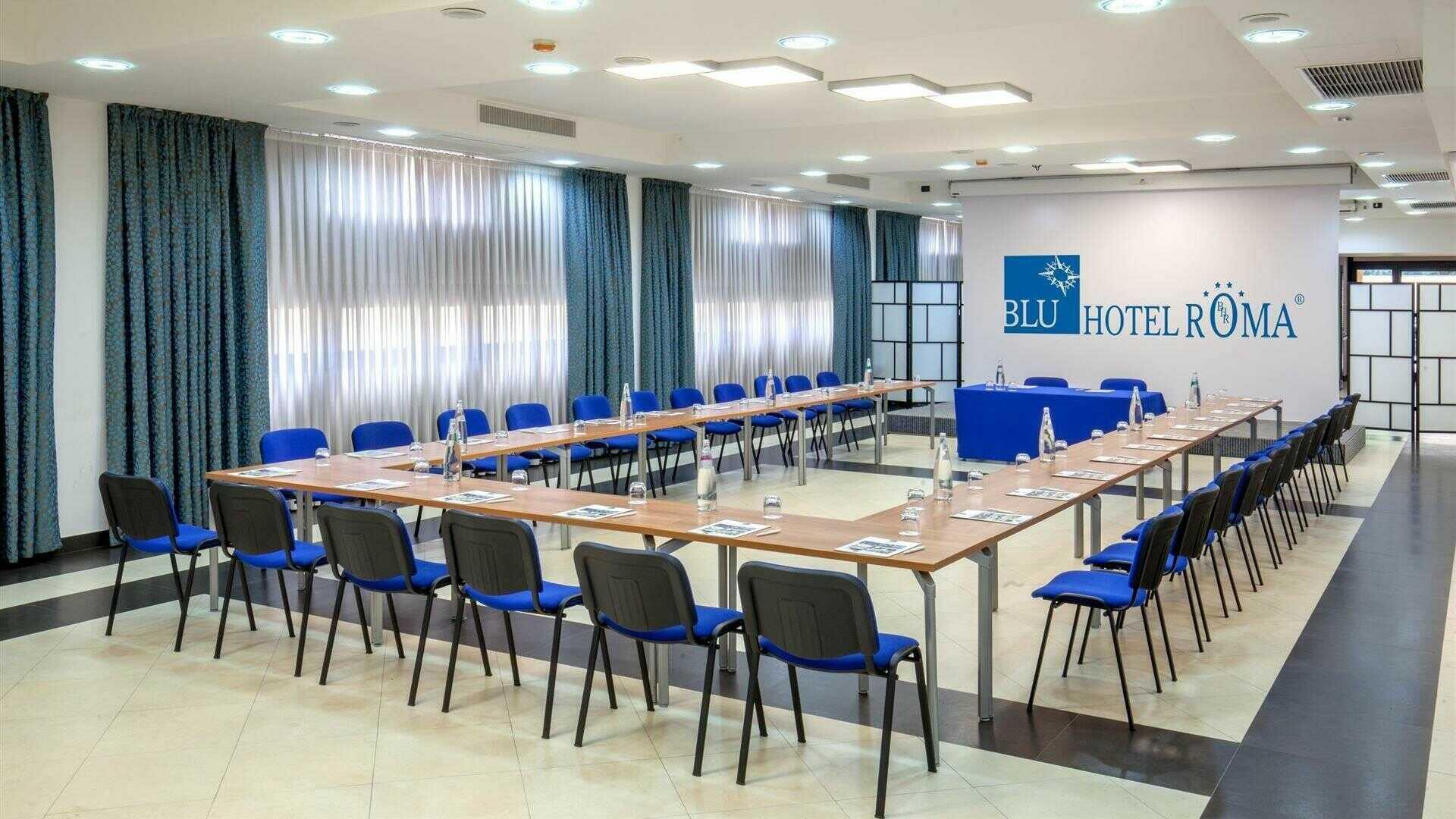 Sale Meeting di BEST WESTERN BLU HOTEL ROMA - Roma