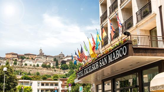 Sale Meeting Di Hotel Excelsior San Marco Bergamo