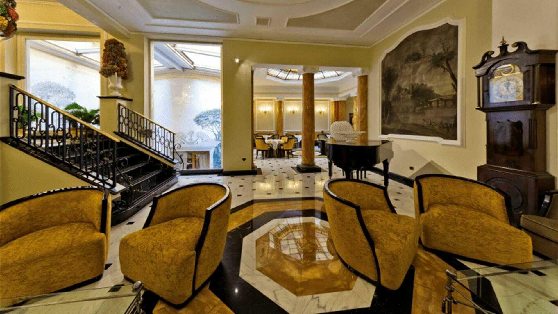 Meeting Rooms At Grand Hotel Majestic Gia Baglioni Bologna