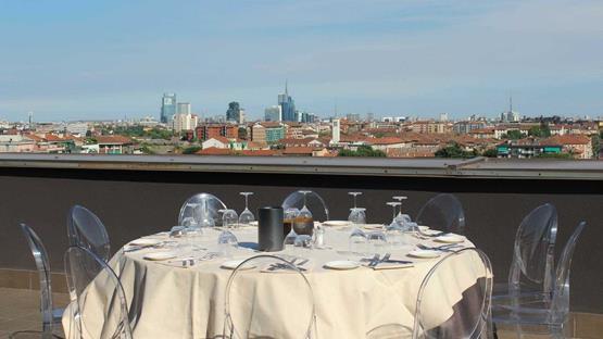 Sale Meeting Di Radisson Blu Hotel Milan Milano