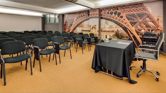 Sale meeting di best western plus hotel expo verona for Ambienti design verona