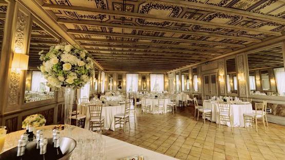 Meeting Rooms At Casina Valadier Rome
