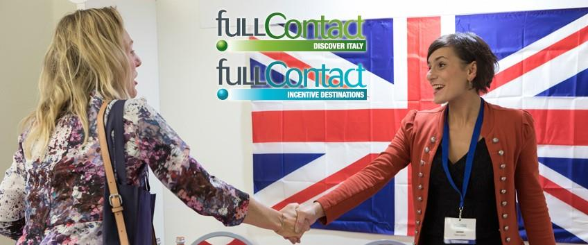 Full Contact Discover Italy & Incentive Destinations 2017