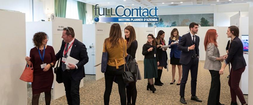 Full Contact Meeting Planner 2017 - edizione autunnale