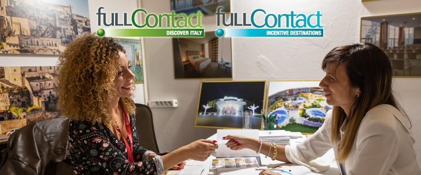 Full Contact Discover Italy & Incentive Destinations 2018