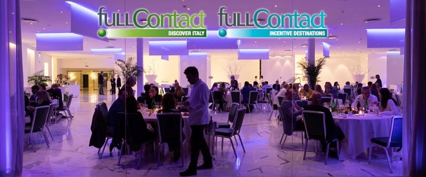 Full Contact Discover Italy & Incentive Destinations 2019