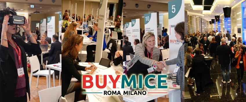 Eventi Ediman -  Buy Mice Roma-Milano