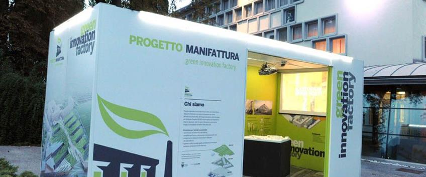 Il green a Riva del Garda MICE
