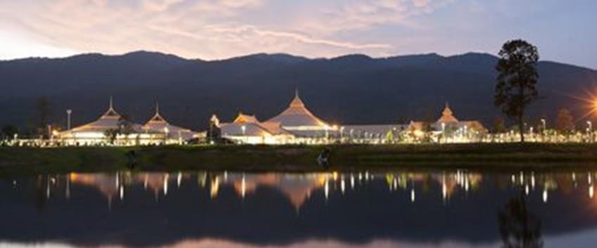 Thailandia, in arrivo l'Exhibition Center di Chiang Mai