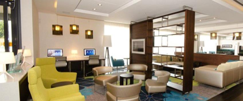 Apre il Courtyard by Marriott Cologne