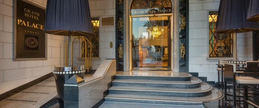 Il Grand Hotel Palace entra in Millennium & Copthorne Hotels
