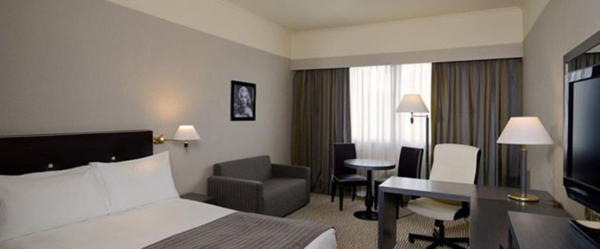 Nuove camere executive e business all'Holiday Inn Rome – Eur Parco dei Medici