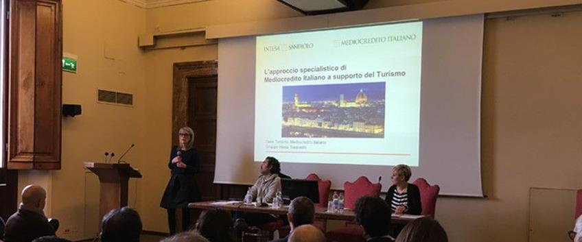 Firenze Convention & Visitors Bureau, partnership con Intesa Sanpaolo