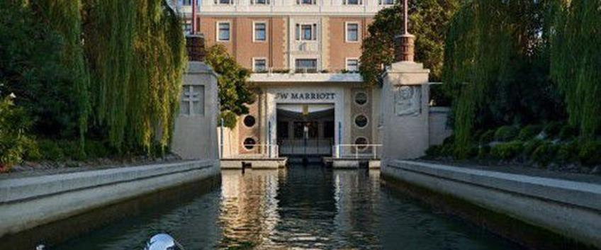 Tasende nuovo General Manager del JW Marriott Venice