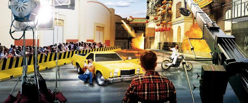 Lights, camera, action! Anche il Mice gira a Movieland Park
