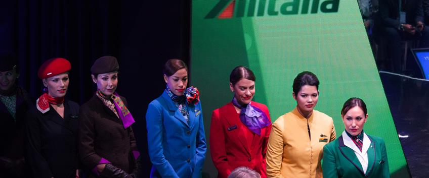 Filmmaster Events ha firmato l'Alitalia Day