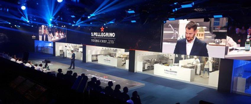 Next Group, tre giorni di show per S.Pellegrino Young Chef 2016
