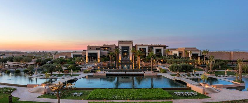 Accorhotels amplia il luxury con il Fairmont Royal Palm Marrakech