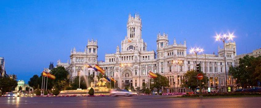 Madrid per il business
