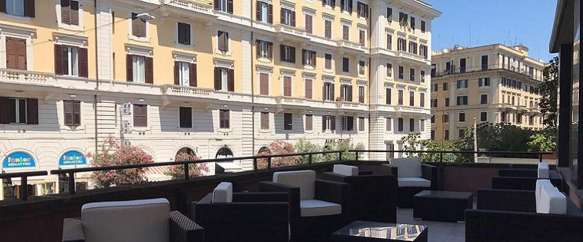 Completato il restyling dell'Hotel Beverly Hills Rome