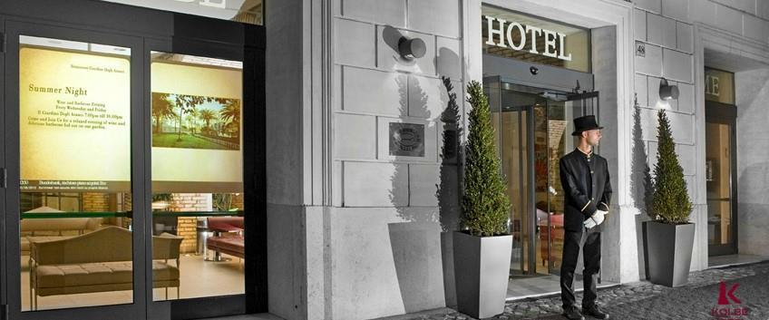 kolbe hotel rome doppi premi a due passi dai fori imperiali. Black Bedroom Furniture Sets. Home Design Ideas