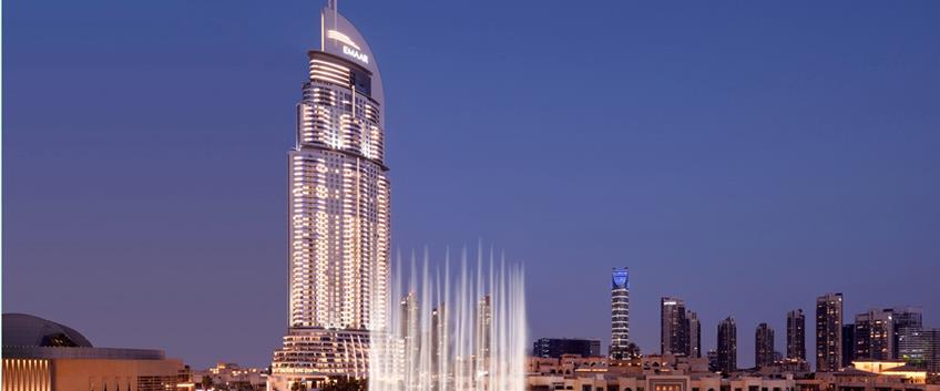 Inaugurato il Dubai Address Downtown