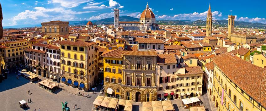 Confindustria Firenze in Destination Florence Convention & Visitors Bureau
