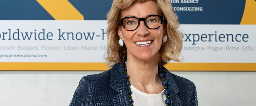 Annalisa Ponchia  è Director Innovation & Customer Experience di Aim Group International