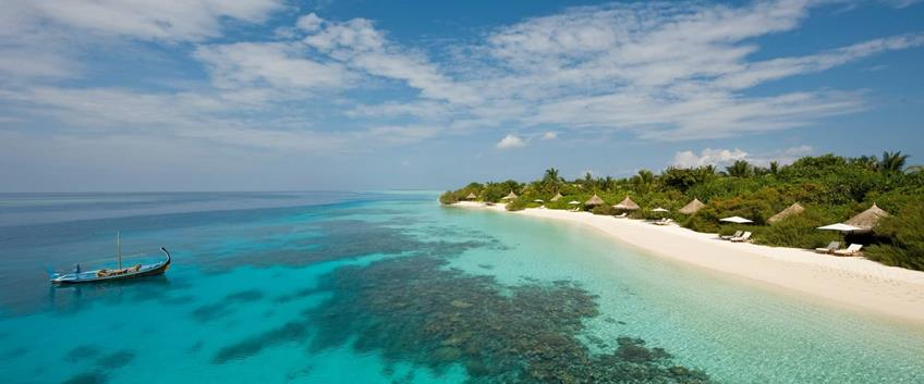 Nuove All-Pool Water Villa al Four Seasons Resort at Landaa Giraavaru
