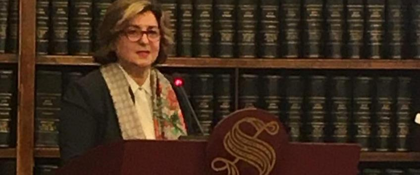 Annamaria Ruffini porta l'Incentive Travel e i Business Events al Senato della Repubblica