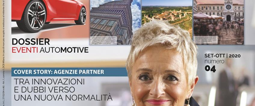 Settembre Ottobre 2020 - Speciale per Meeting Planner Corporate